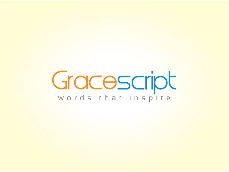 Grace Script Logo Design