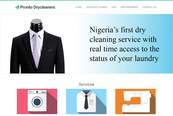 pronto dry cleaners