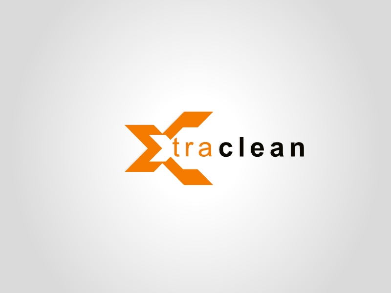Xtra Clean Logo Design